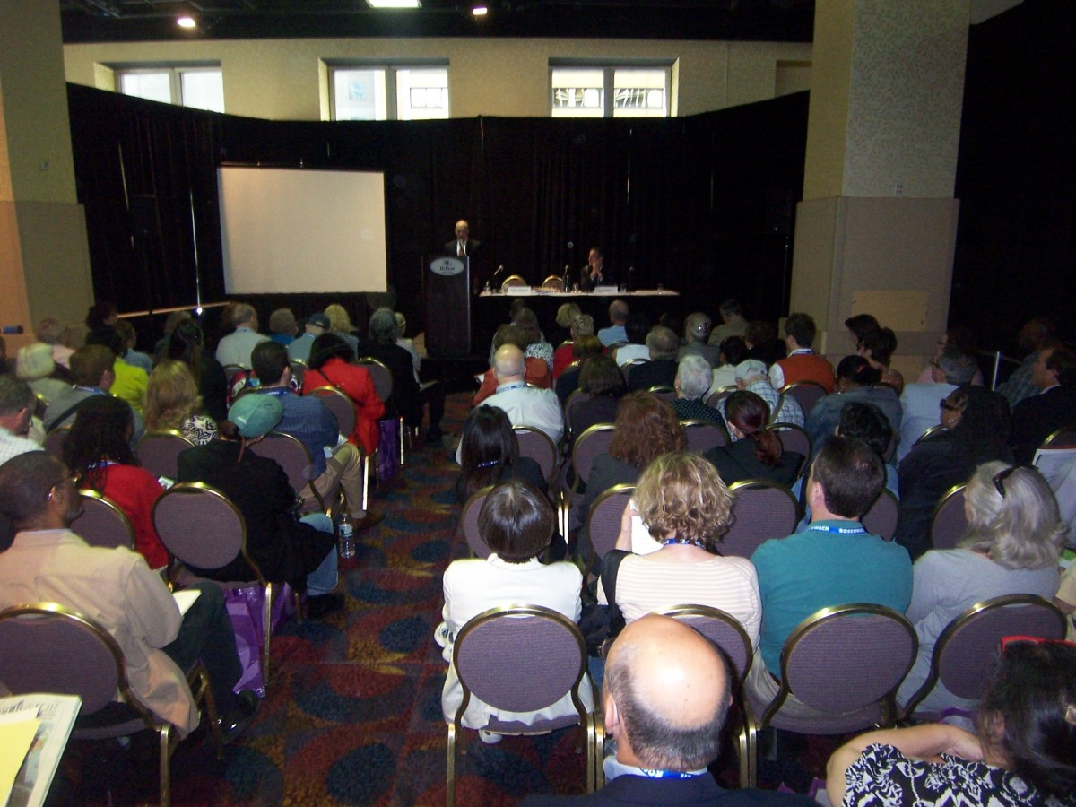 One of five seminars on topics ranging from energy efficiency to financial best practices.