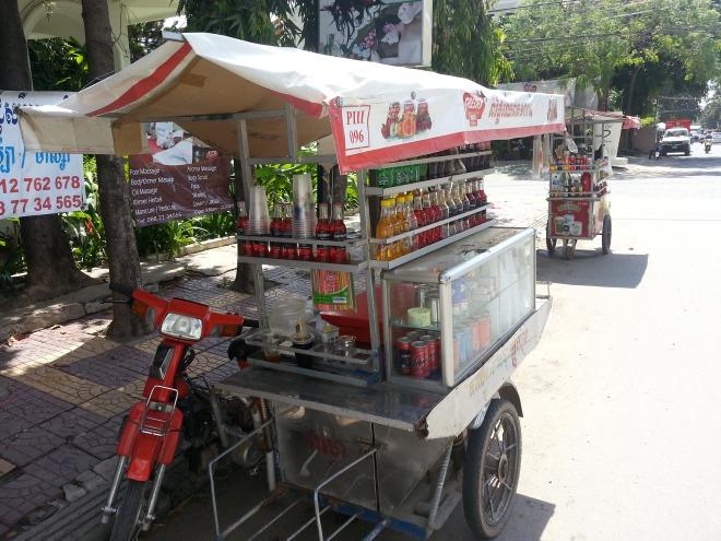 Berverages cart