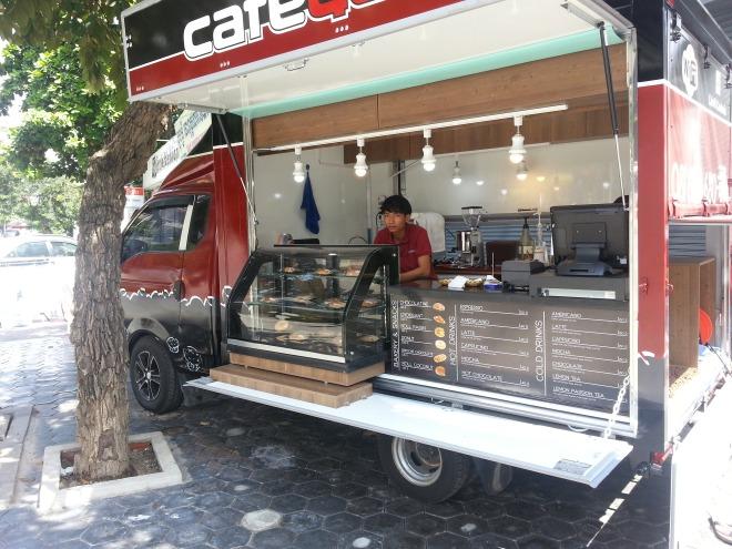 food truck coffee