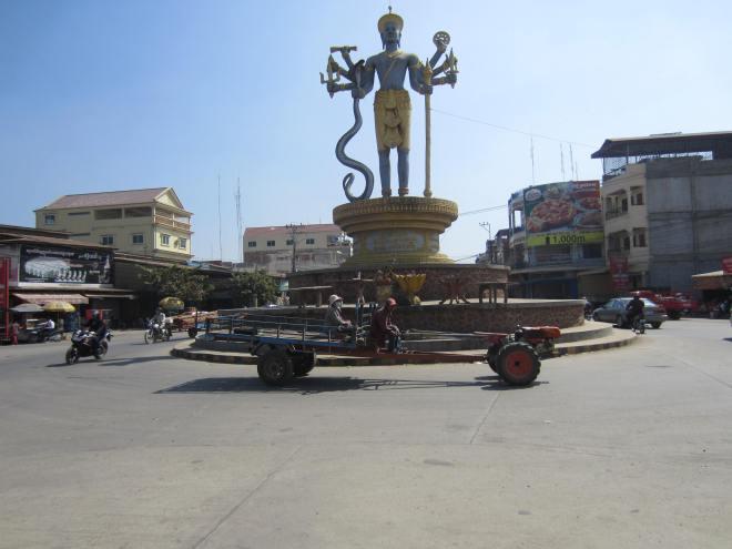 Welcome to Battambang.