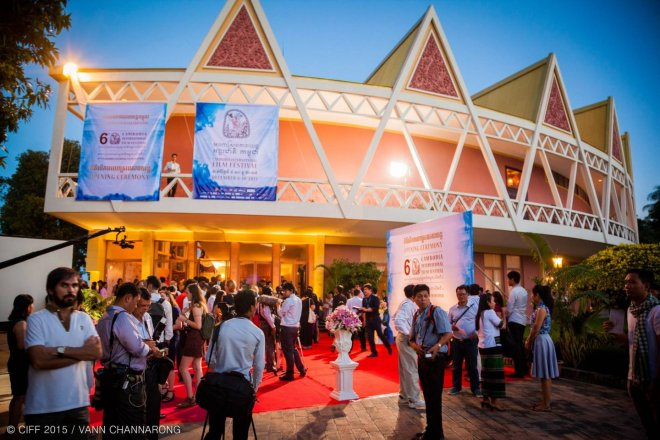 Opening night of the Cambodia International Film Festival. Source: CIFF/Vann Channarong