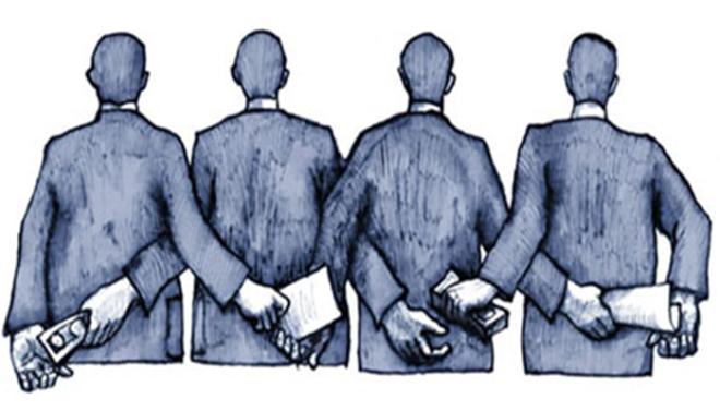 Corruption