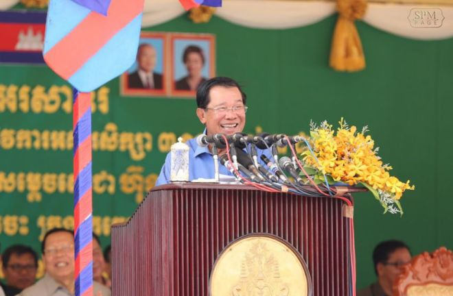1_prime_minister_hun_sen_at_an_inauguration_ceremony_yesterday_in_kratie_province_facebook