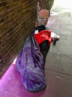 Homeless London 2 - 1