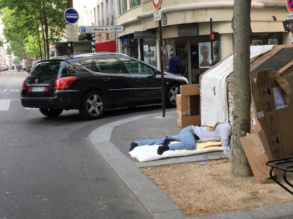 Homeless Paris 1-5 - 1
