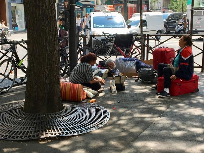 Homeless Paris 6 - 1